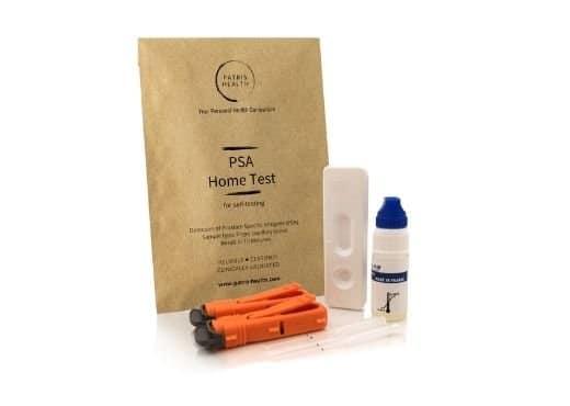 Patris Health - PSA Home Test Kit